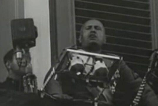Benito Mussolini, retroscena sull'alleanza con Adolf Hitler