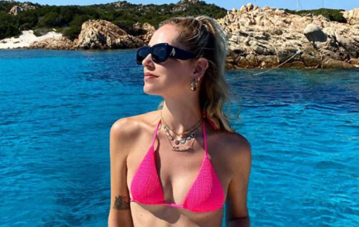 Chiara Ferragni Giulia De Lellis