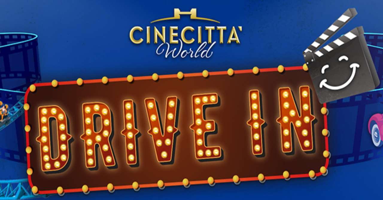 Cinecittà World drive in