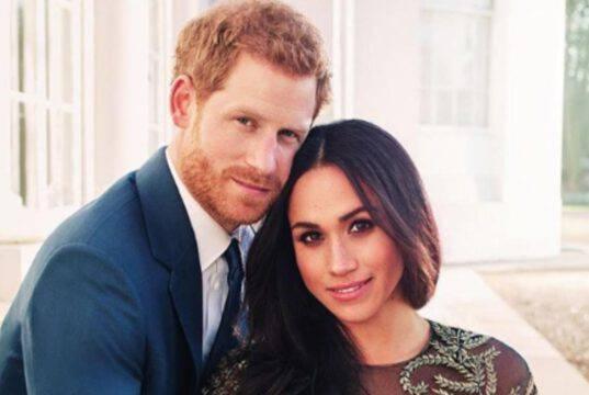 Meghan Markle e Harry: svelato il restroscena da incubo della foto di famiglia