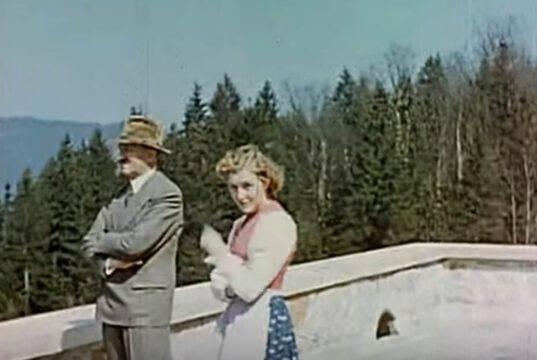 Eva Braun amante Hitler, un grande amore infelice