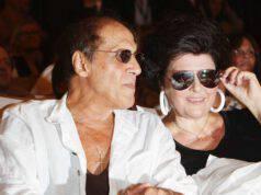 Claudia Mori moglie Adriano Celentano