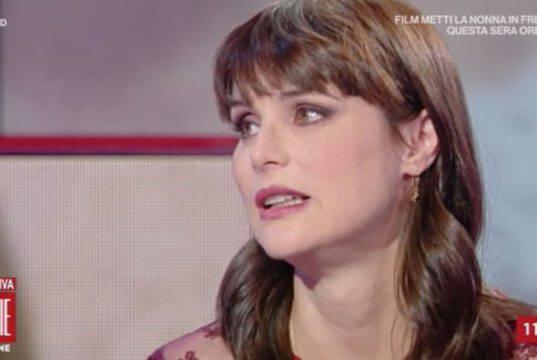 Lorena Bianchetti commossa, una ferita ancora aperta per lei