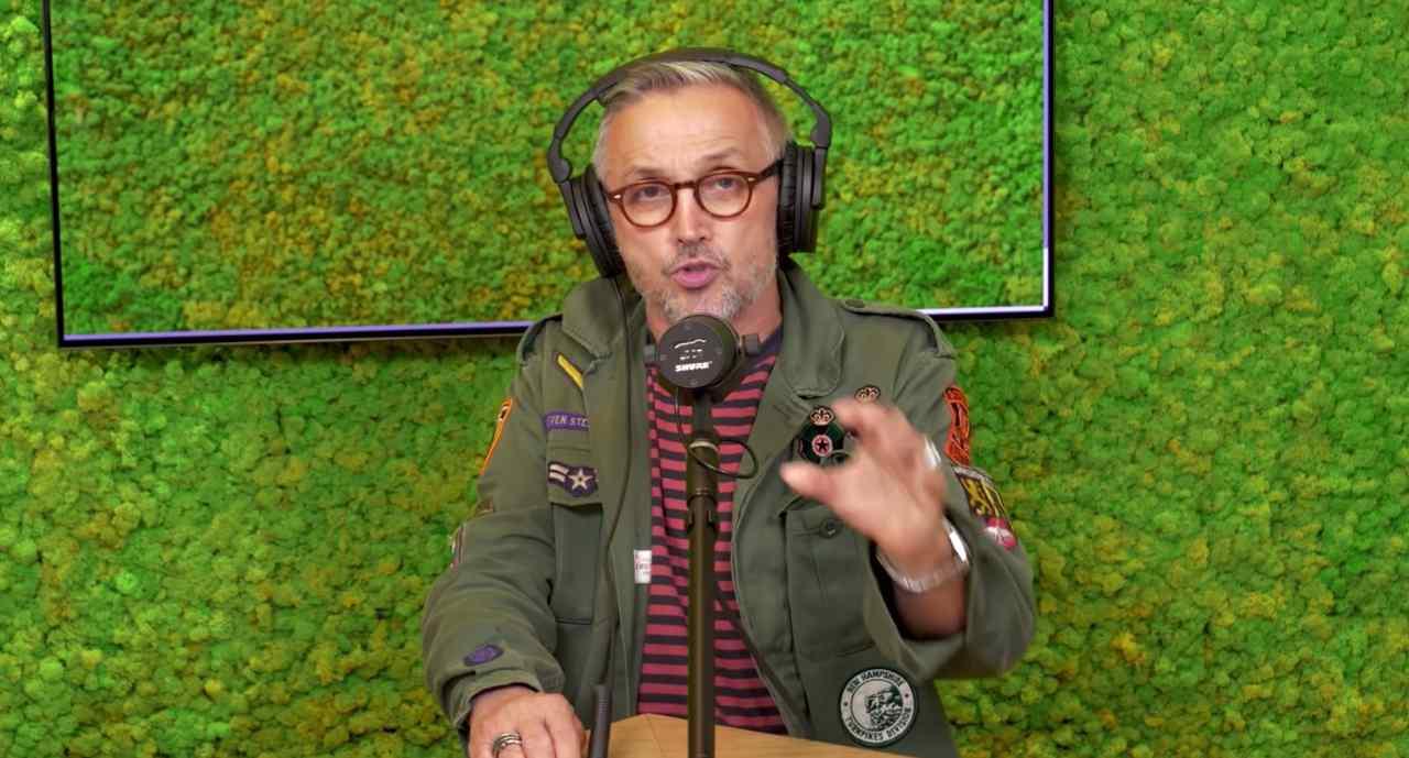 Bruno Barbieri, ospite Muschio Selvaggio
