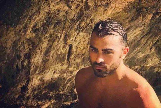 Gianmaria Antinolfi fidanzato Belen Rodriguez chi è? Il baci