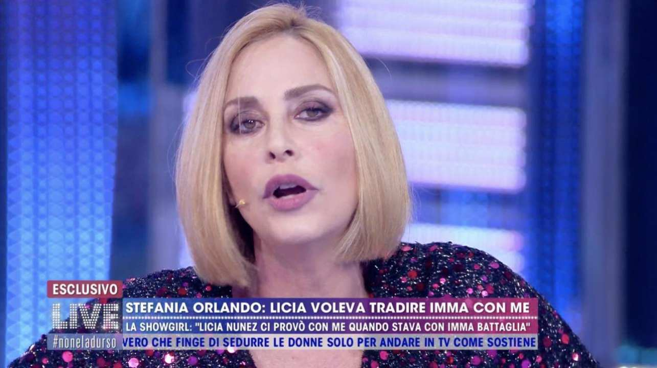 Patrizia De Blanck ammette l'uso di droghe al Grande Fratello Vip