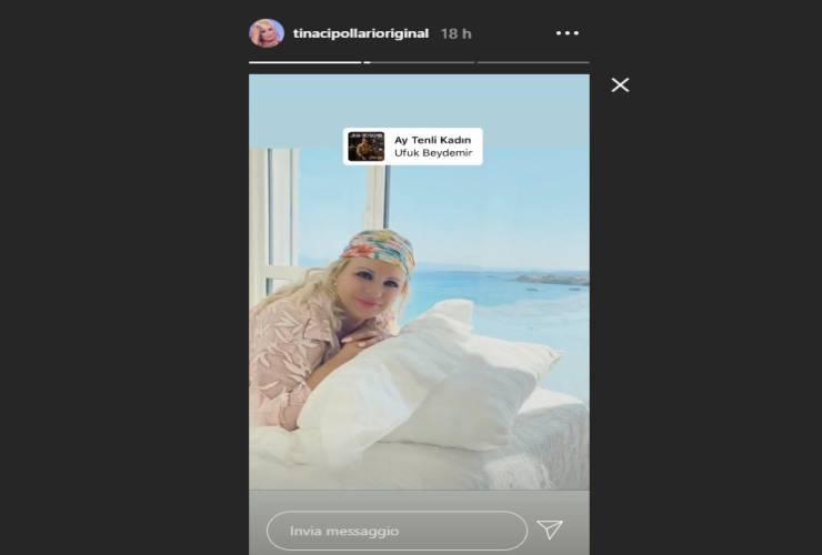 tina cipollari outfit instagram