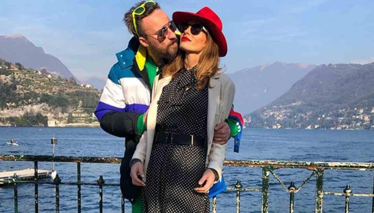 Wilma Faissol e Francesco Facchinetti