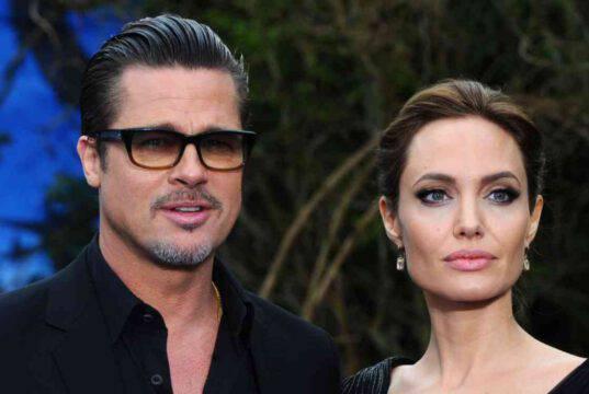 Brad Pitt e Angelina Jolie, nuovi problemi con il loro divorzio