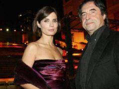 Chiara Muti con il padre