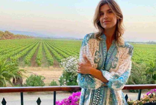 Elisabetta Canalis, un allenamento davvero speciale: che cos'ha fatto?