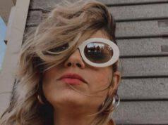 emma marrone occhiali da sole