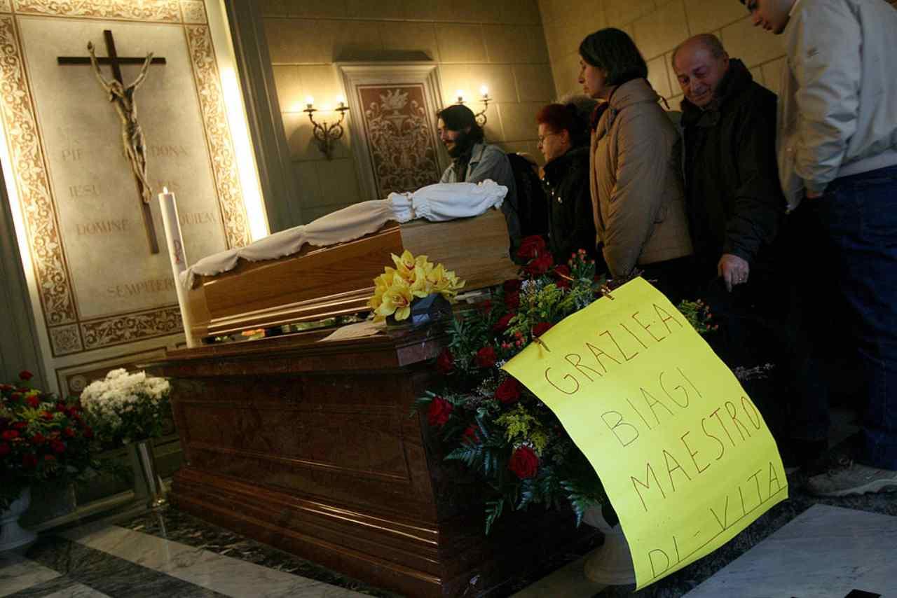 Funerali di Enzo Biagi