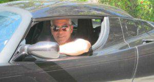 george clooney automobile