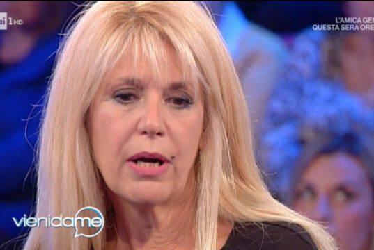 Roberto Zappulla marito Maria Teresa Ruta |  una pesante eredità?