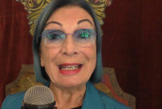 Maria Cristina Mazzavillani    moglie Riccardo Muti    è ora di ritirarsi