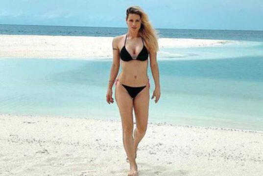 Michelle Hunziker svela il suo segreto di bellezza: tre è il numero perfetto