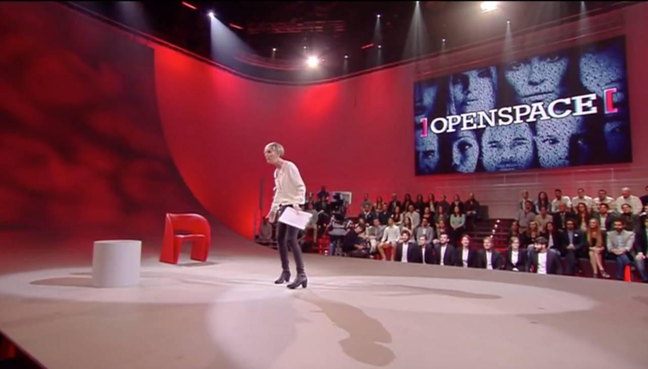 Open Space, programma Nadia Toffa