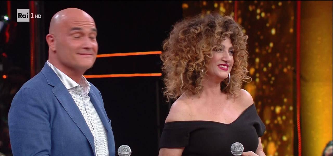 Stefano Sani e Marcella Bella