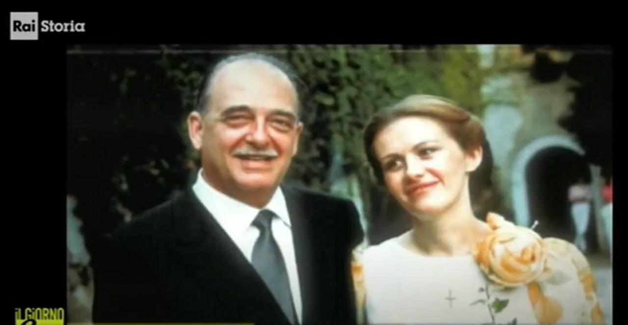 Carlo Alberto dalla Chiesa e la moglie Emanuela