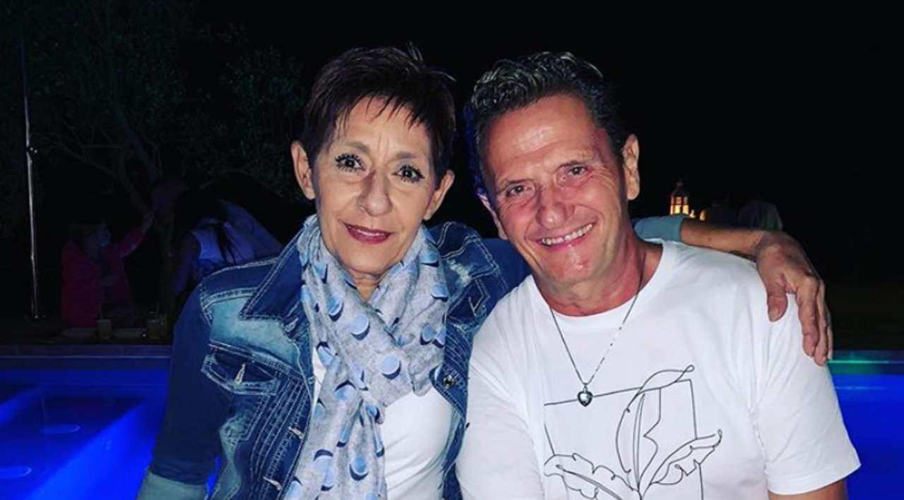 Enzo Salvi e la moglie Laura