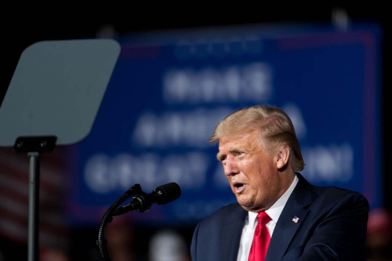 Donald Trump Premio Nobel per la pace 2021