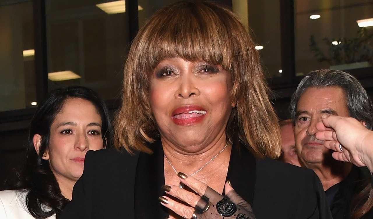 Tina Turner marito
