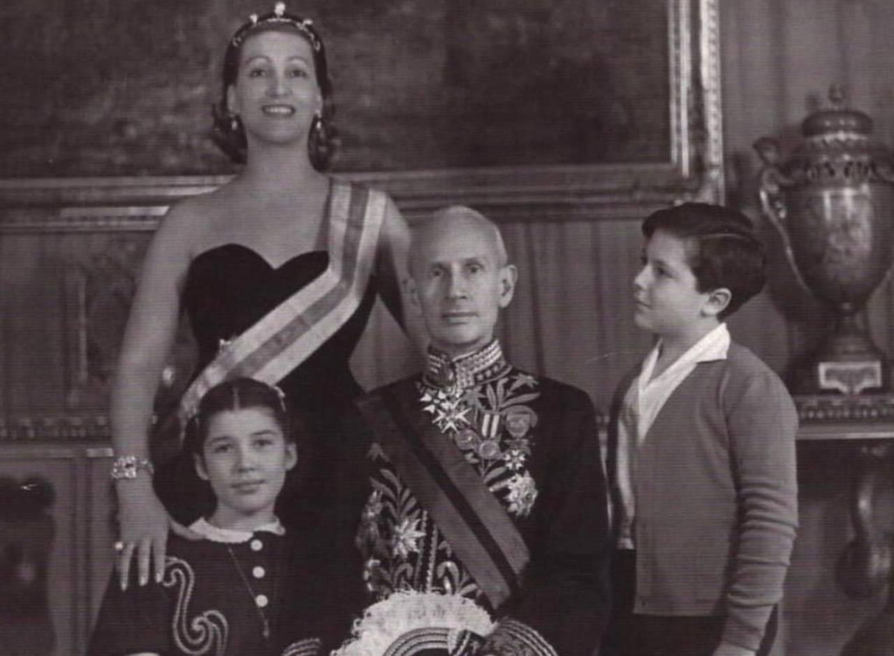 La famiglia De Blanck
