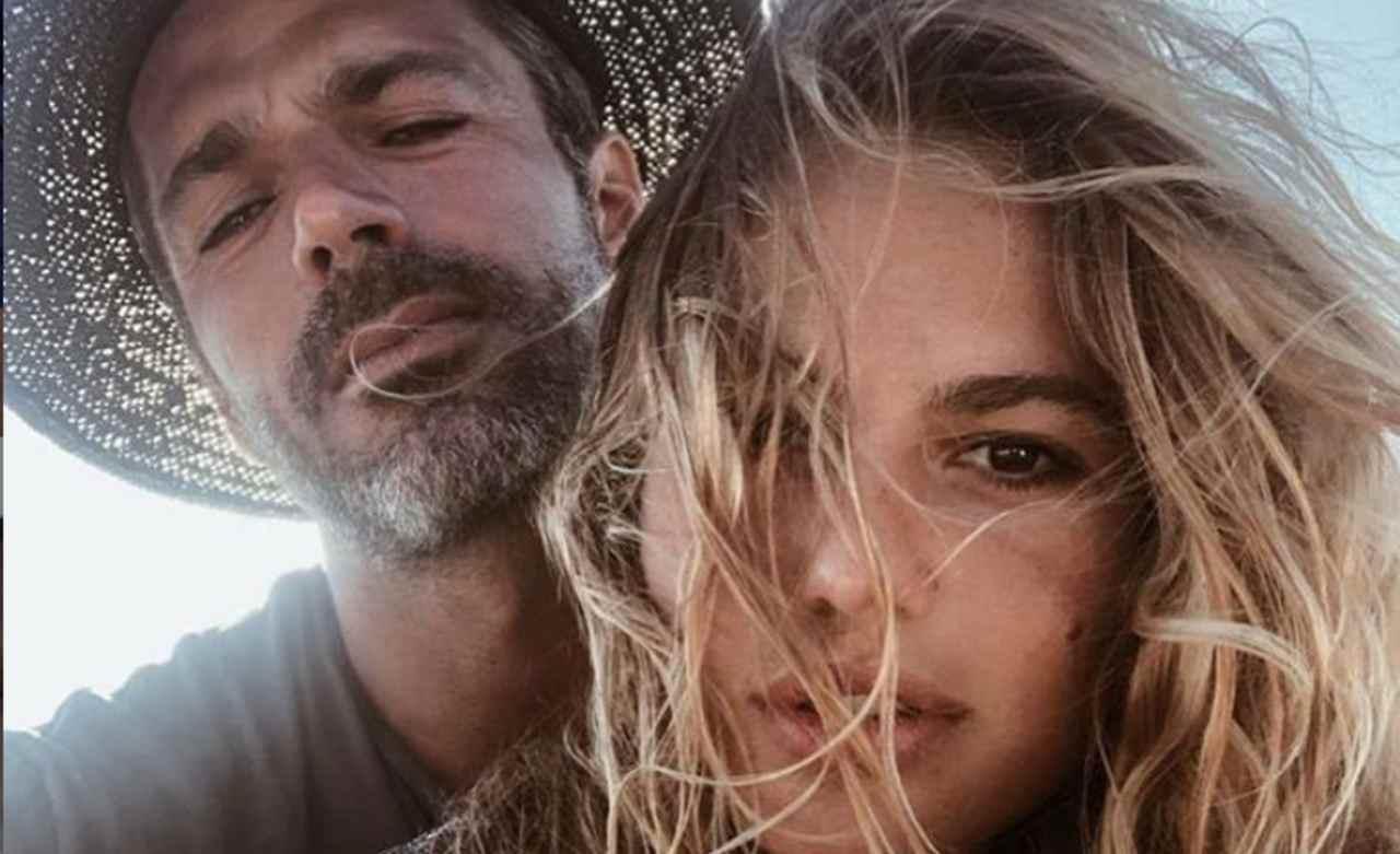 Domenica In, Luca Argentero elogia la compagna Cristina Marino: le sue parole