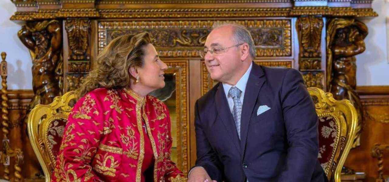 Matteo Giordano e Imma Polese