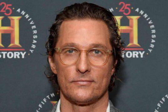 Matthew McConaughey dimagrito tantissimo: che cos'è successo?