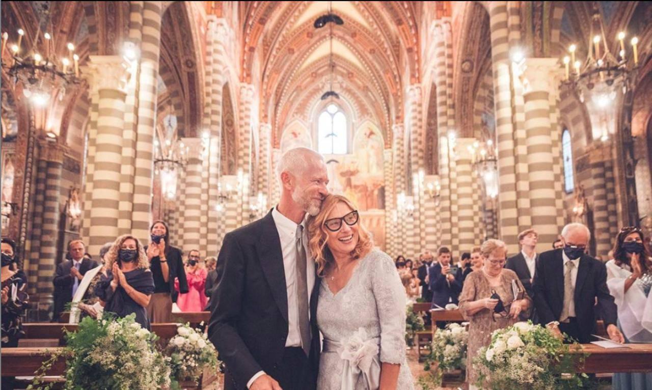 Nicoletta Mantovani e Alberto Tinarelli