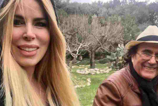 Albano e Loredana Lecciso allo scoperto    tutta la verità sul loro matrimonio