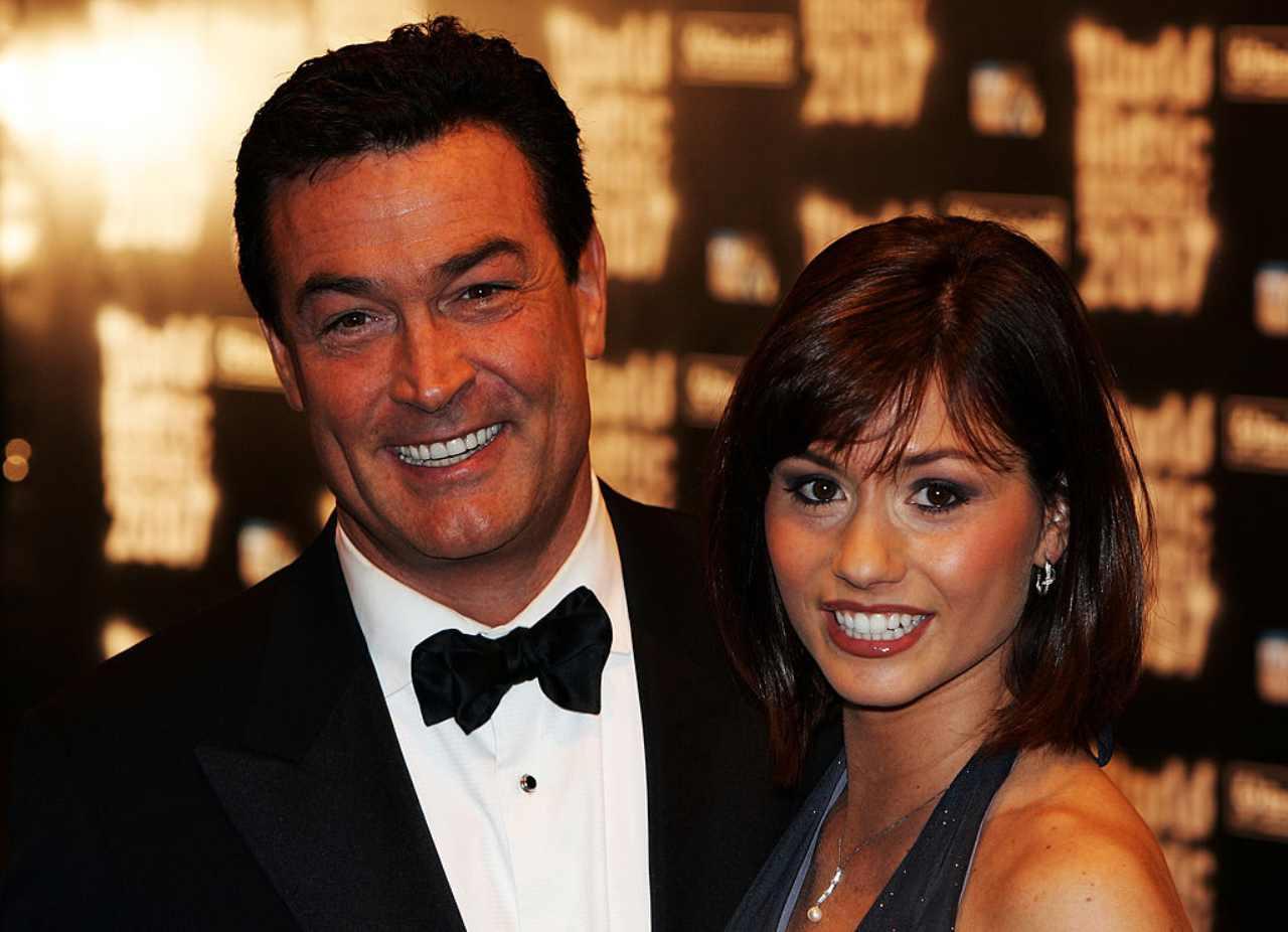 Virginia De Agostini ex moglie Daniel McVicar