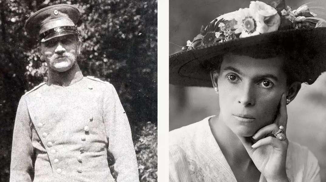 Alexander e Ottilie