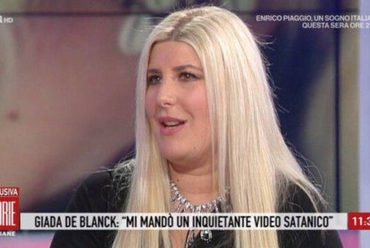 Giada De Blanck figlia Patrizia De Blanck, nuova vita per lei