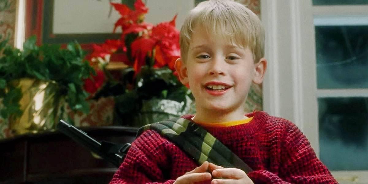 Macaulay Culkin in Mamma ho perso l'aereo