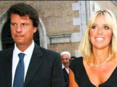 Alessandra Mussolini marito
