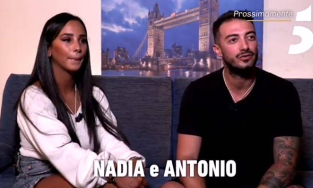 Nadia e Antonio