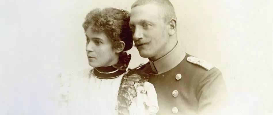 Ottilie e Alexander