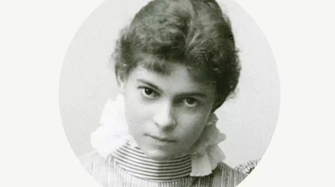 Ottilia Von Faber Castell moglie Philipp Von Brand