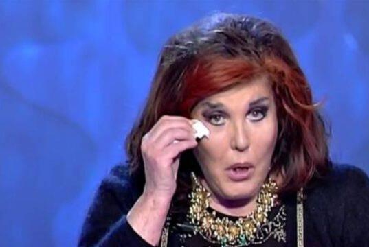 """Patrizia De Blanck malata, il racconto drammatico: """"Ho rischiato di morire"""""""