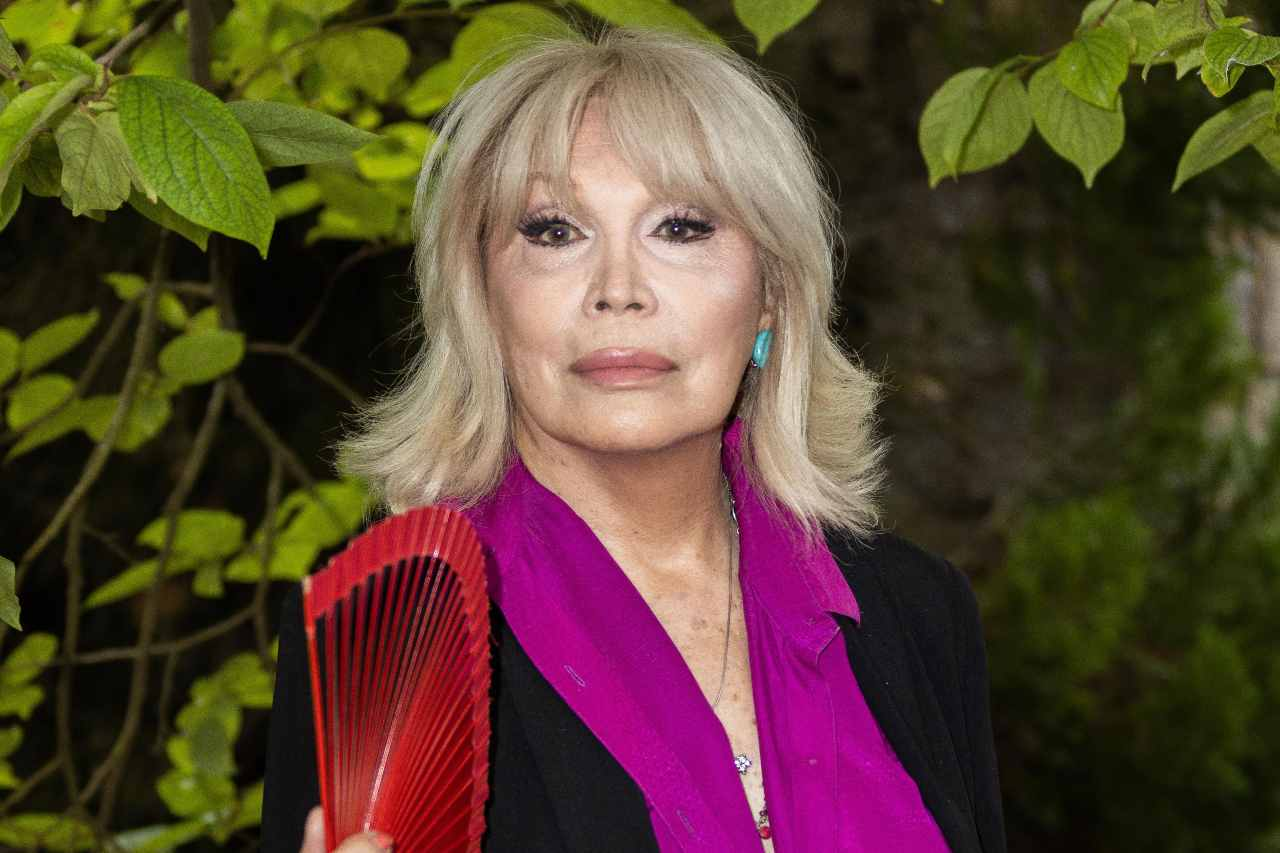 Amanda Lear (Getty Images)