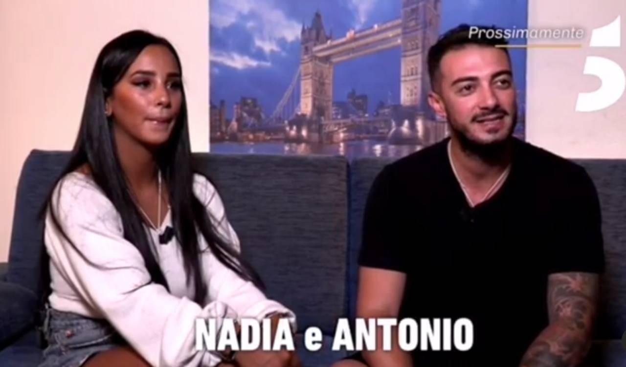 Antonio Giungo e Nadia