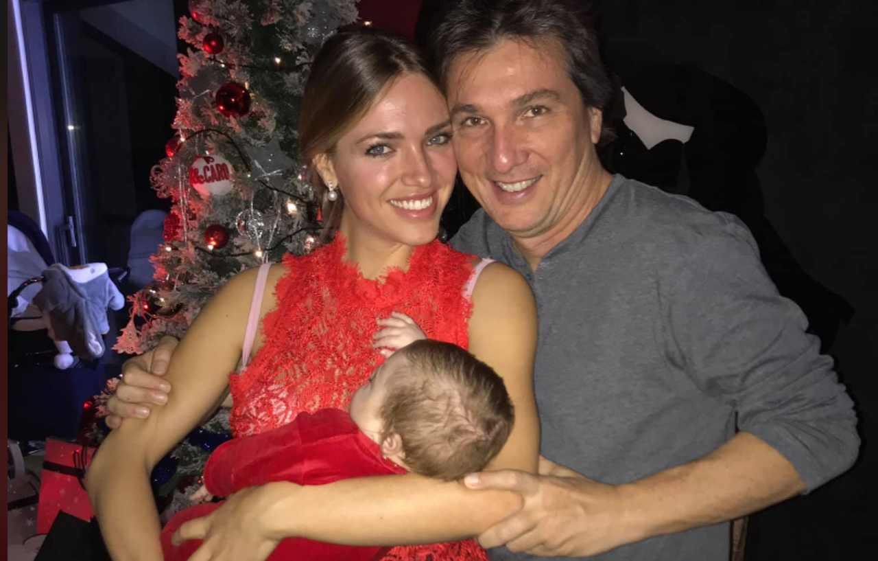 Carolina Rey e Roberto Cipullo