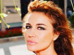 Lory Del Santo aggredita