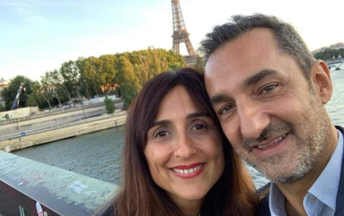 Nicola Savino moglie
