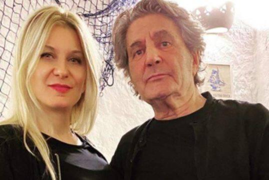 """Germana Schena    moglie di Fausto Leali    all'inizio c'è stata qualche """"scappatella"""""""