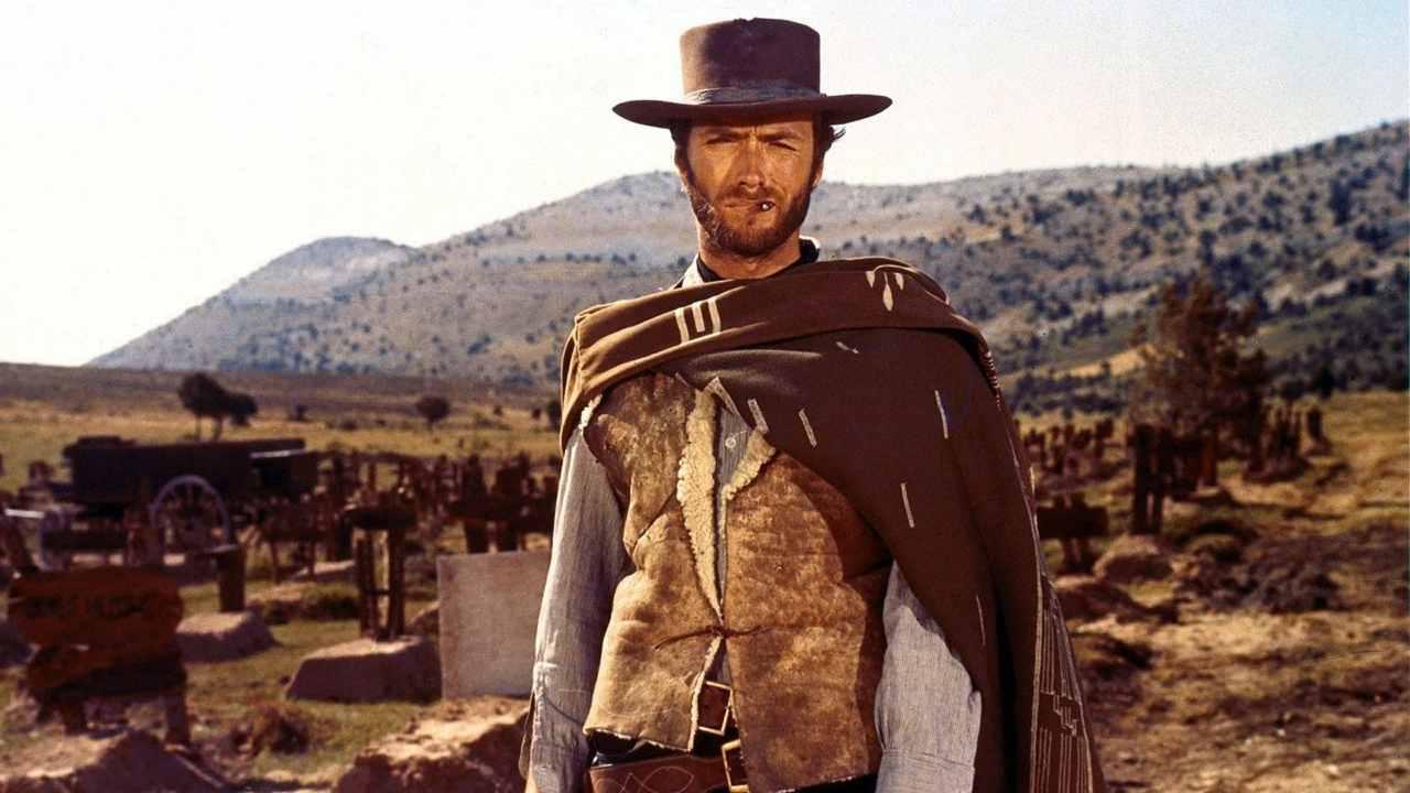 Clint Eastwood ne Il Buono, Il Brutto e Il Cattivo