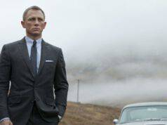 Daniel Craig nei panni di James Bond